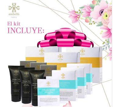 Concurso de Primavera Inova: Gana 1 de 3 kits Embellé para el cuidado de la piel