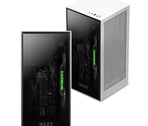 Giveaway JayzTwoCents: Gana una mini PC NZXT H1 con tarjeta NVIDIA RTX 2070 Super