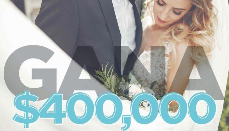 Sorteo Novia y Sposa 2020: Gana hasta $400,000 para organizar tu boda