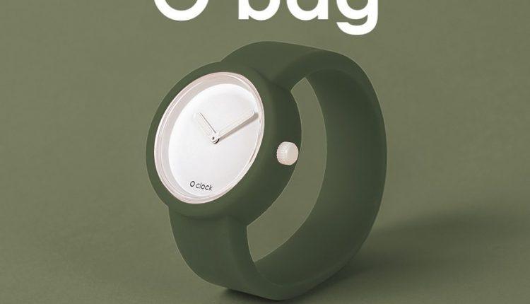 Concurso O Bag: Gana un reloj O Clock