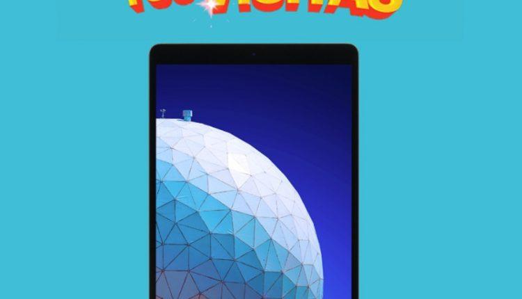 Concurso Plaza Fiesta Anahuac Premia tus Visitas: Gana un iPad Air de 64 GB