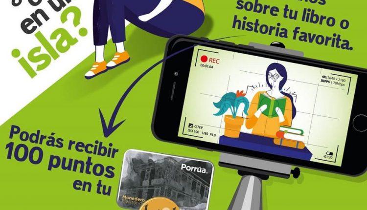 Concurso Porrúa Contingencia: Gana puntos en tu monedero electrónico Porrúa