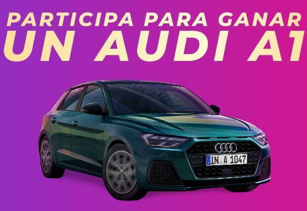 Concurso Premios Cinépolis 2020: Gana un Audi A1 Sportback Urban
