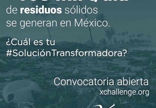 X Challenge 2020 México: Gana hasta $200,000 pesos