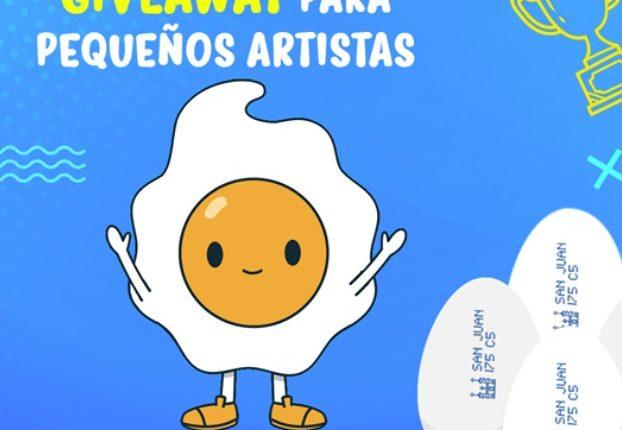 Dinámica del Día del Niño Huevo San Juan: Gana un juego de una tienda de comestibles para niños