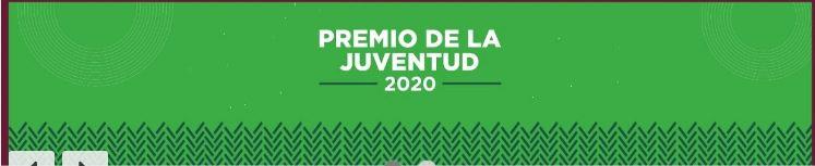 Premio de la Juventud 2020 de la CDMX: Gana premios de $27,000 y reconocimientos