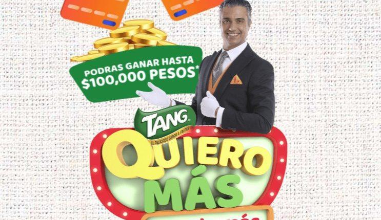 Promoción Con Tang Quiero Más 2020: Registra tu código y gana hasta $100,000 en contangquieromas.com