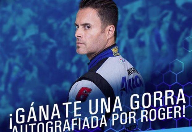 Concurso Akron: Gana una de las 5 gorras autografiadas por Rogelio López