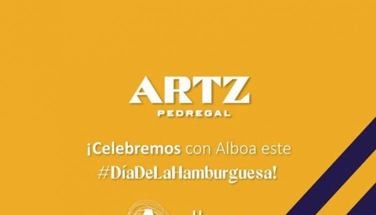 Concurso Artz Pedregal Día de la Hamburguesa 2020: Gana una hamburguesa de Alboa