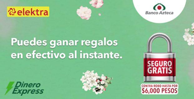 Promoción Banco Azteca Mes de las Madres: Gana premios al instante
