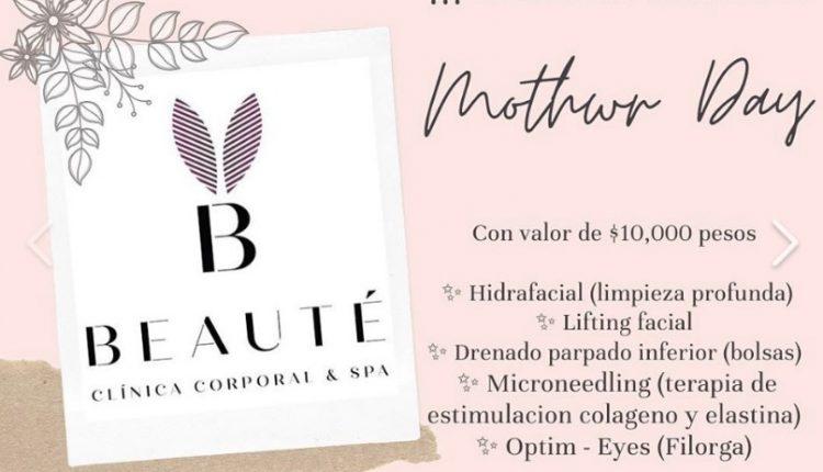 Concurso del Día de las Madres Beauté: Gana tratamiento de belleza con valor de $10,000