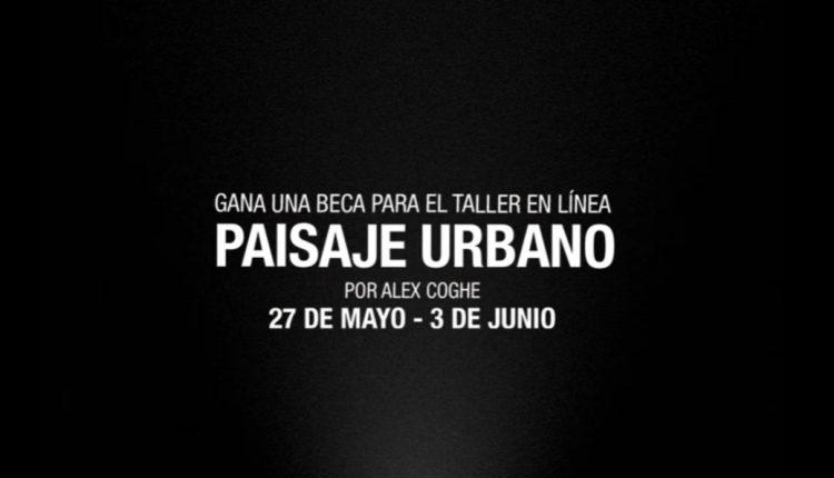 Gana 1 de 2 cortesías para el taller el línea 'Paisaje urbano' cortesía de Fujifilm