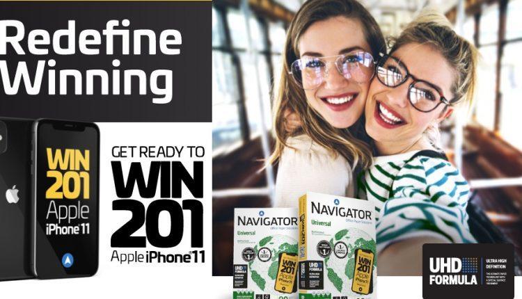 Concurso Navigator 2020: Ingresa tu código y gana 1 de 201 iPhone 11 en navigator2020.com
