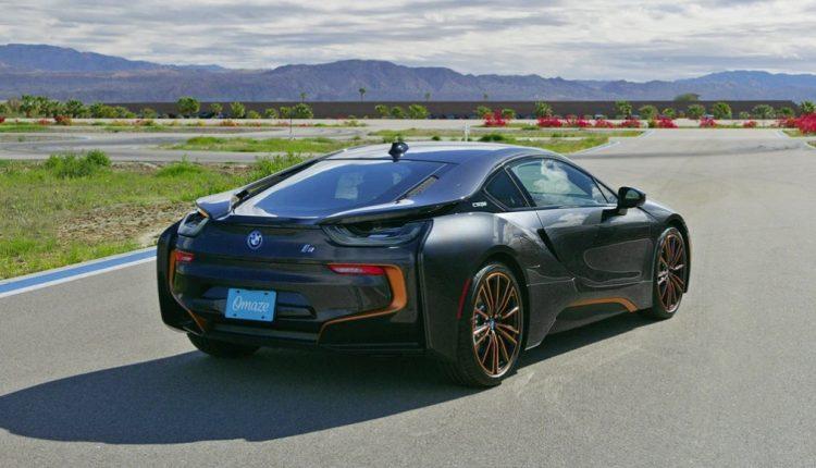 Gana un auto BMW i8 edición Ultimate Sophisto con valor aproximado de $3,000,000