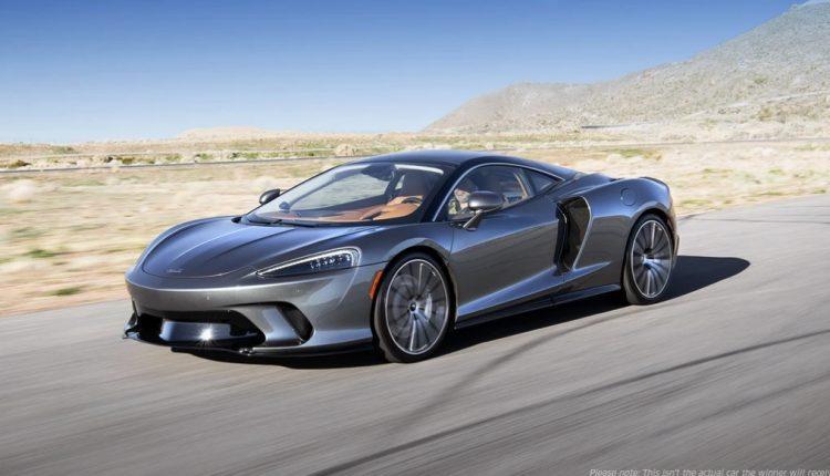 Gana un auto McLaren GT 2020 con valor de más de 4 millones
