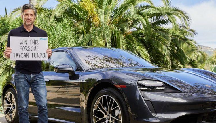 Gana un Porsche Taycan Turbo con valor de más de $4,000,000