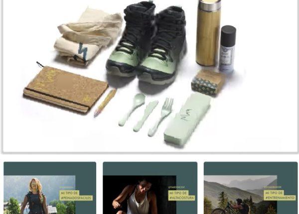 Concurso SalomonWMN: Gana 1 de 4 BeautyBox VAYA con botas, lámpara de campamento y más