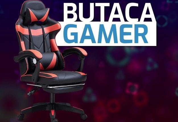 Concurso Temporada de juegos: Gana una silla gamer