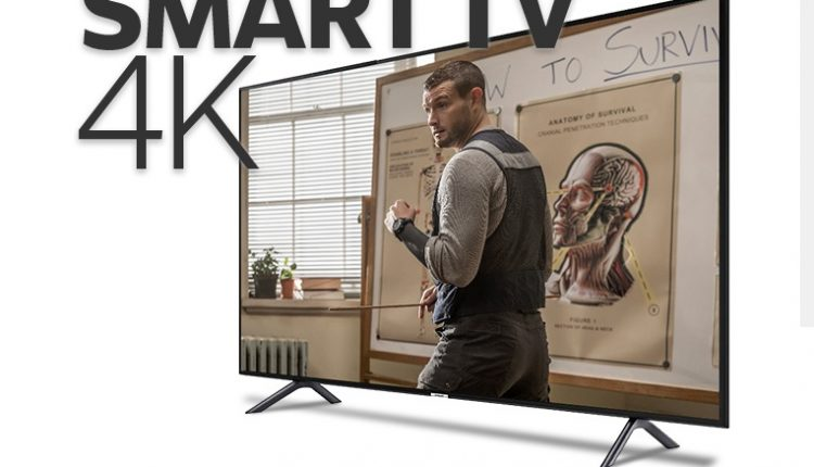 Concurso AMC Junio: Gana una pantalla Smart TV 4K