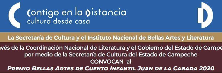 Premio Bellas Artes de Cuento Infantil 2020: Gana premio de $200,000