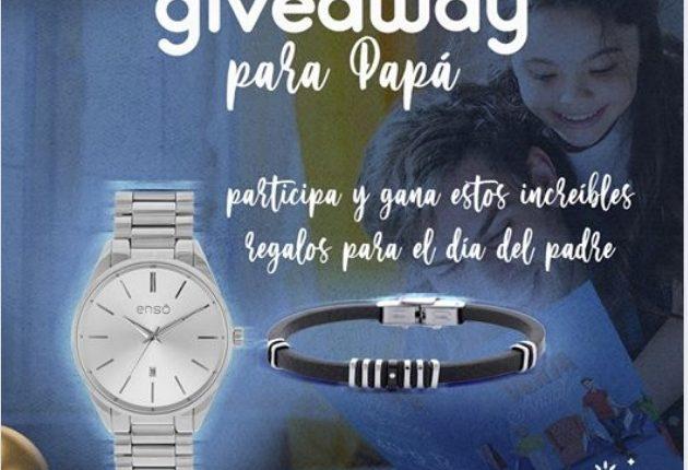 Concurso Cimaco Día del Padre 2020: Gana un reloj marca Enso y una pulsera de acero