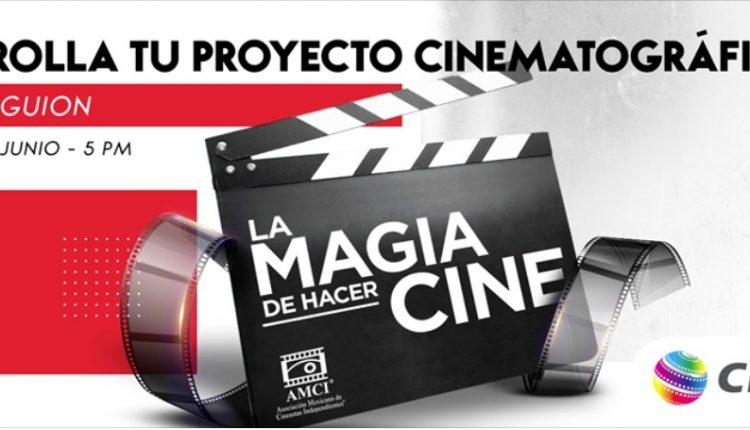 Concurso Cinemex La Magia de Hacer Cine: Gana una beca completa para el AMCI Master Class y más