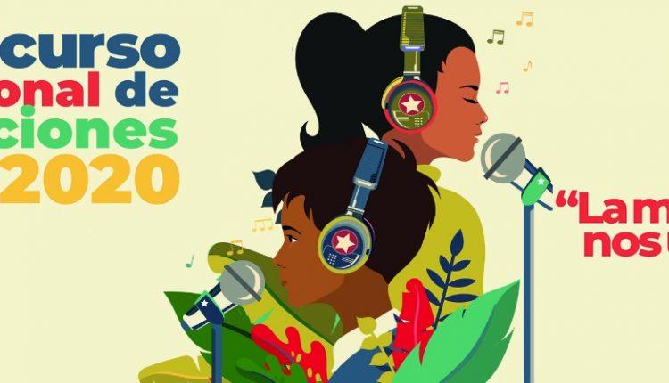 Concurso Nacional de Canciones 2020: Gana hasta $12,000 pesos
