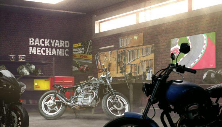 Concurso DHL y MotoGP Backyard Mechanic: Gana un accesorio para mejorar tu moto con valor de más de $30,000