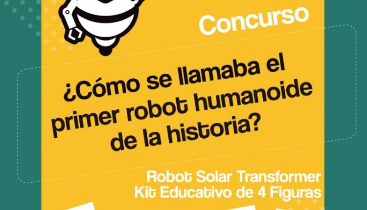 Concurso EduWit: Gana uno de los dos robots educativos