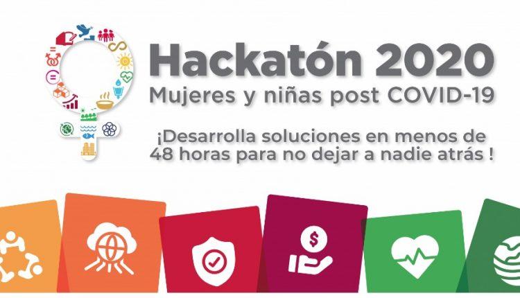 Hackatón 2020 Mujeres y Niñas post COVID-19: Gana premios en especie o efectivo