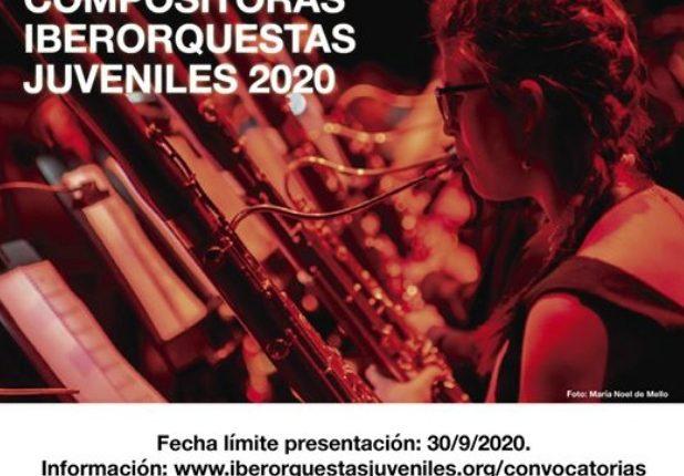 Concurso Compositoras Iberorquestas Juveniles: gana hasta €5,000 euros