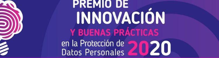 Concurso INAI Premio de Innovación y Buenas Prácticas en la Protección de Datos Personales 2020: Gana de $20,000 a $50,000 pesos en premioinnovacionpdp.inai.org.mx