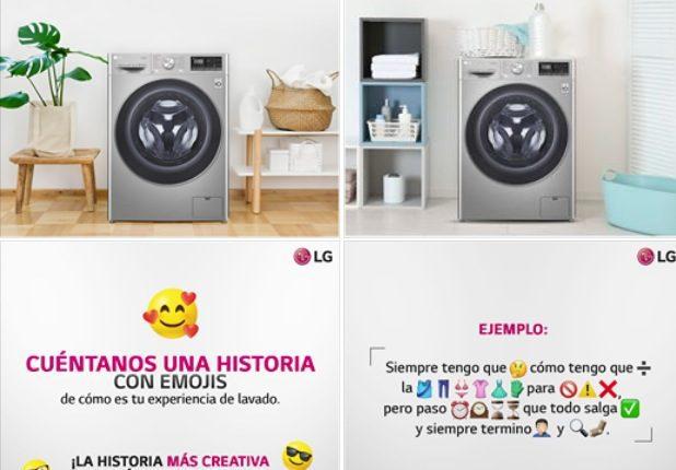 LG regala tarjetas digitales con valor de hasta $1,000 pesos