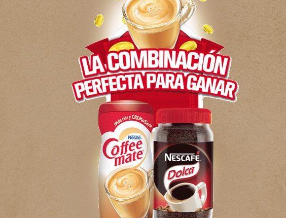Promoción Nescafé Coffee Mate Taza Perfecta 2020: registra tu código en tazaperfecta.nescafe.com.mx y gana $500,000