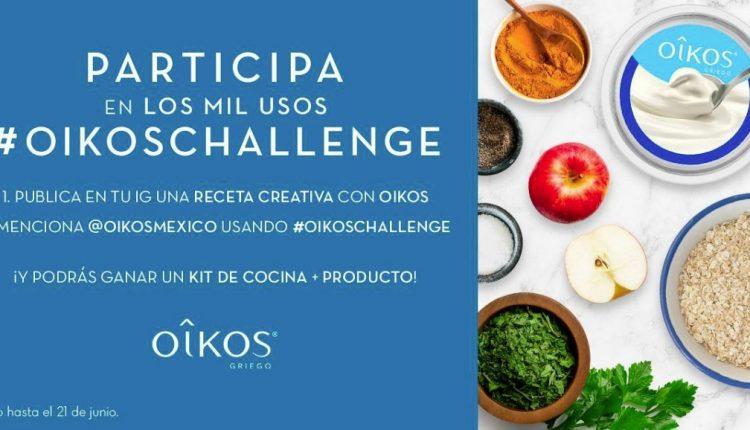 Oikos Challenge 2020: Gana kits de cocina