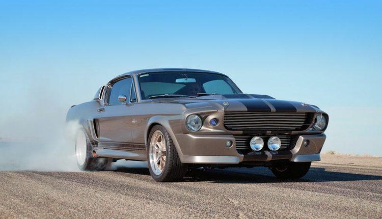 """Gana un Ford Mustang modelo 1967  """"Eleanor"""" con valor de más de $5,000,000 de pesos"""