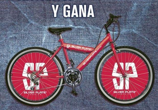 Concurso Silver Plate #JeansBienPuestos: Gánate una bicicleta