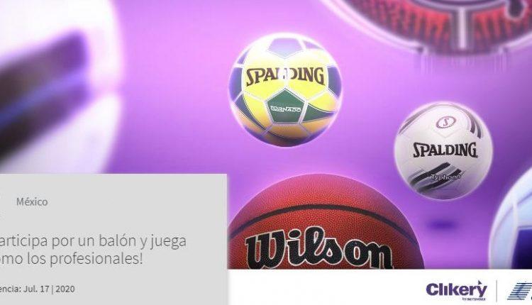 Concurso Netshoes y Telcel: Gana un balón de fútbol y un balón de basketball