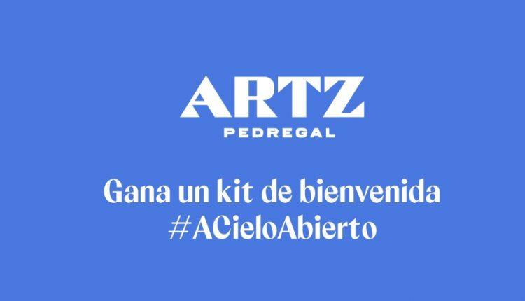Concurso Artz Pedregal: Gana 1 de 3 kits A Cielo Abierto