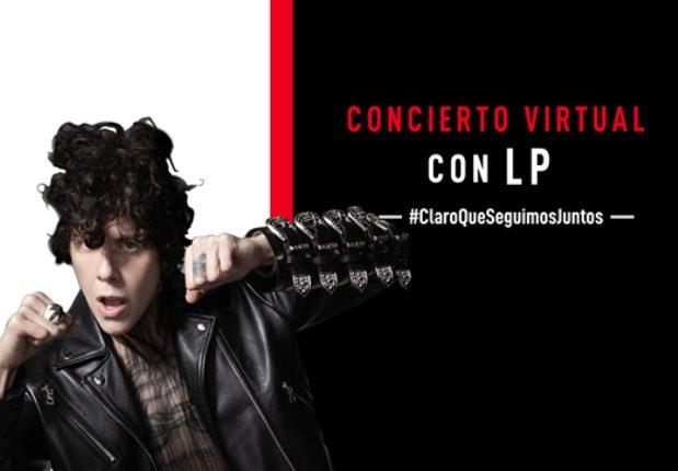 Gana 1 de 3 pases para el concierto digital de LP cortesía de Claro Música