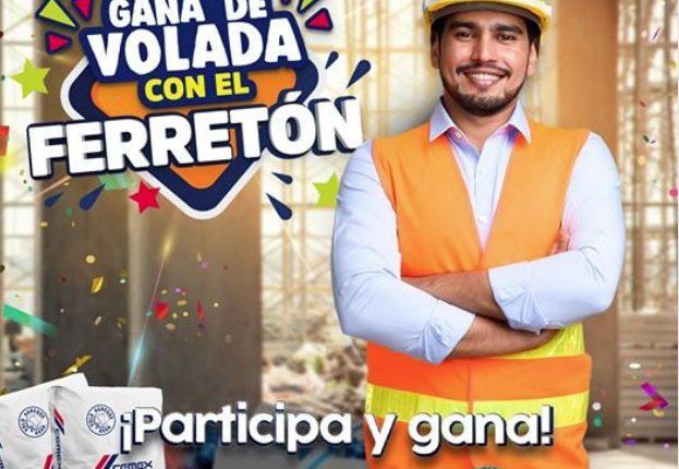 Ferretón Construrama: Gana 1 de 5 kits de herramientas