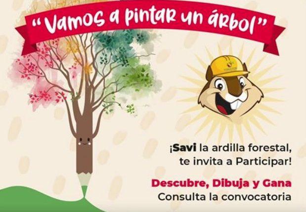 Concurso Nacional de Dibujo Infantil Conafor 2020: Gana premios de $3,000 a $10,000