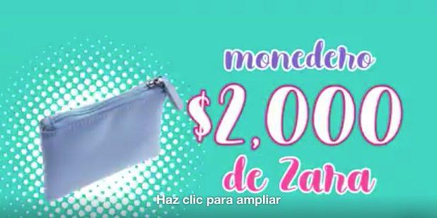 Concurso Look Espadiva: Gana kit de maquillaje, monedero Zara de $2,000 y más