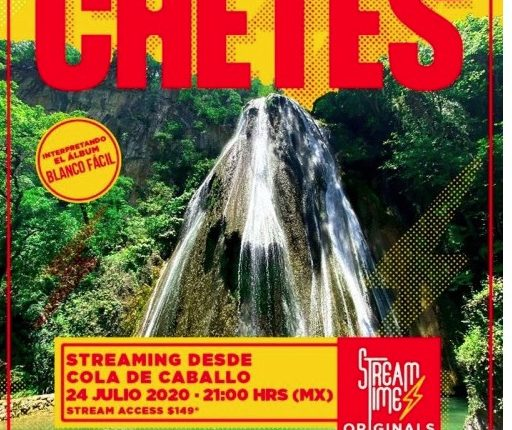 Gana Streaming Pass Para CHETES en StreamTime cortesía de Grita Radio