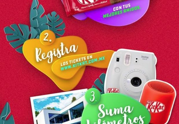 Promoción Kit Kat Summer Break 2020: Gana experiencia de verano, cámaras, sillas Acapulco y más en kitkat.com.mx