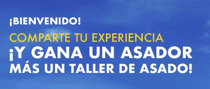 Promoción Experiencia Shell 2020: Registra tu ticket y gana 1 de 42 asadores y más en tuexperienciashell.com