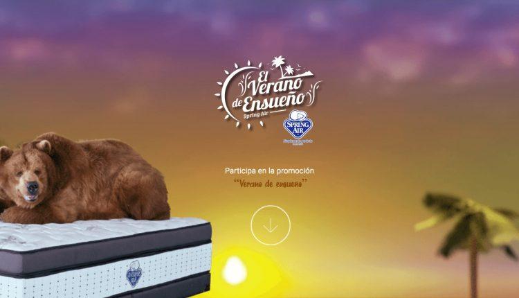 Promoción Coppel Spring Air Verano de Ensueño: Gana robots Roomba, pantallas y más en springdays.com.mx