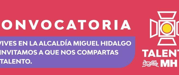 Concurso Talento Miguel Hidalgo 2020: Gana bicicletas, becas culturales y más