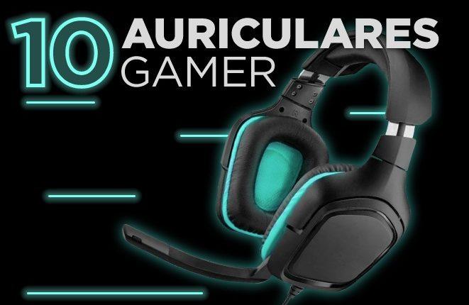 Concurso Temporada de Juegos: Gana 1 de 10 audífonos gamer con micrófono integrado