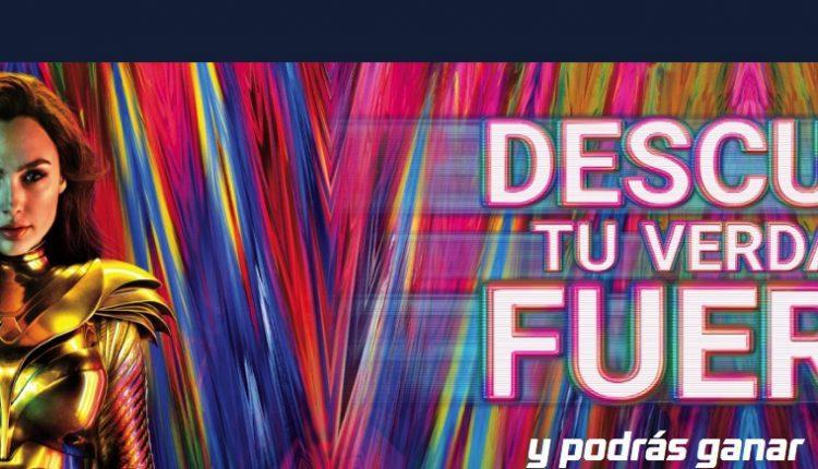 Promoción Doritos Mujer Maravilla WW84: ingresa tu código en doritos.com.mx y gana Galaxy Fold y más